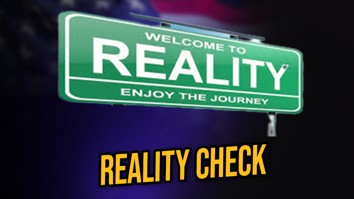 3 Reality Check