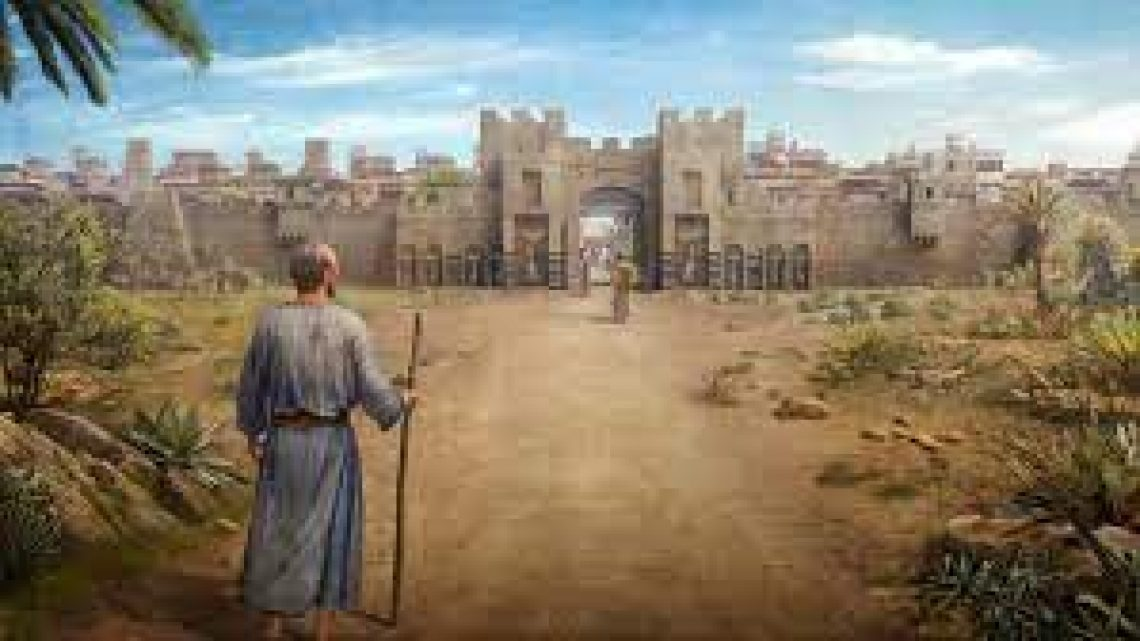 Finding my nineveh